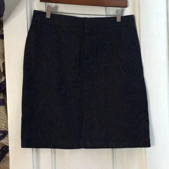 Ralph Lauren Jean Skirt Size 8